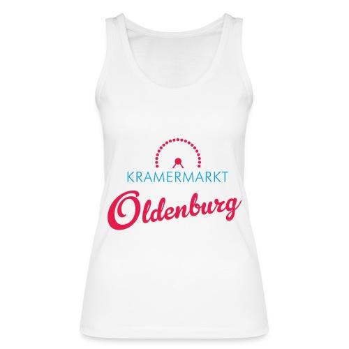 Kramermarkt Oldenburg - Frauen Bio Tank Top von Stanley & Stella