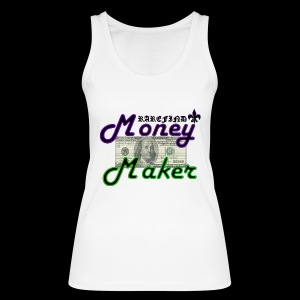 RF MONEY MAKER - Women's Organic Tank Top by Stanley & Stella