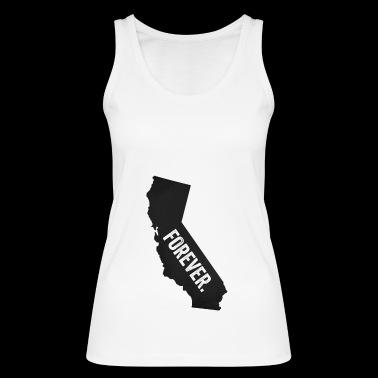 Voor altijd Californië - Vrouwen bio tanktop van Stanley & Stella