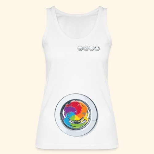 Rainbow Laundry-Unisex - Women's Organic Tank Top by Stanley & Stella
