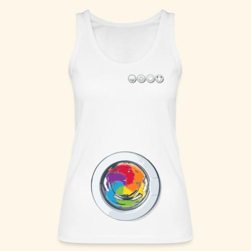 Rainbow Laundry-Unisex - Women's Organic Tank Top by Stanley & Stella