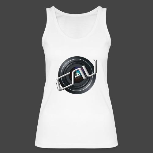 CAV-Logo - Frauen Bio Tank Top von Stanley & Stella