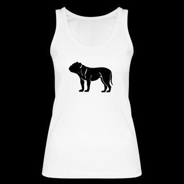 bulldog - Vrouwen bio tanktop van Stanley & Stella