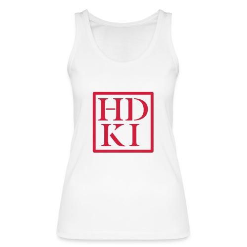 HDKI logo - Women's Organic Tank Top by Stanley & Stella