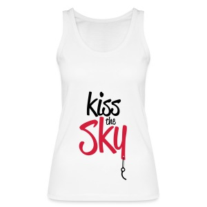 Kiss the Sky - Frauen Bio Tank Top von Stanley & Stella