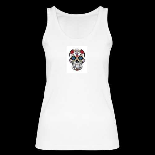 Day Of The Dead - Women's Organic Tank Top by Stanley & Stella