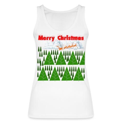 christmas time. Tempo di Natale - Top ecologico da donna di Stanley & Stella