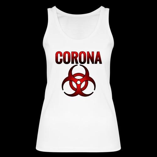 Corona Virus CORONA Pandemie - Frauen Bio Tank Top von Stanley & Stella