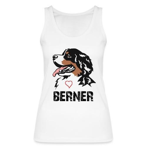 Bernese mountain dog - Vrouwen bio tanktop van Stanley & Stella
