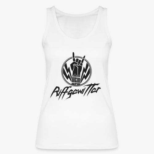 Riffgewitter - Hard Rock und Heavy Metal - Frauen Bio Tank Top von Stanley & Stella