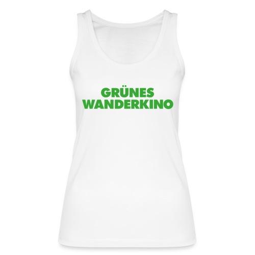 GRÜNES WANDERKINO grün - Frauen Bio Tank Top von Stanley & Stella