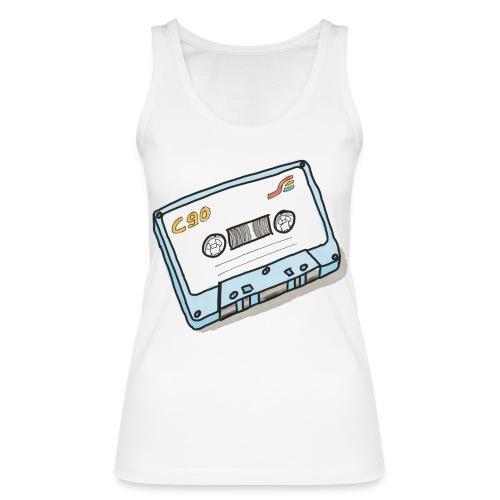 Cassette - Frauen Bio Tank Top von Stanley & Stella