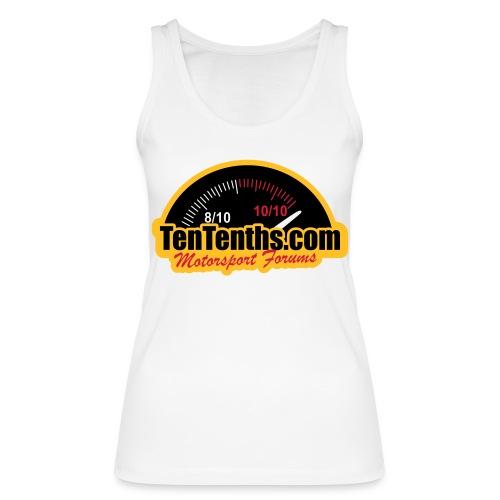 3Colour_Logo - Women's Organic Tank Top by Stanley & Stella