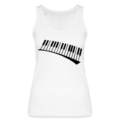 Piano - Camiseta de tirantes ecológica mujer de Stanley & Stella