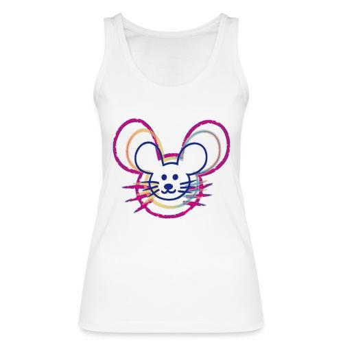 kleines Mausgesicht/Mäuse - Frauen Bio Tank Top von Stanley & Stella