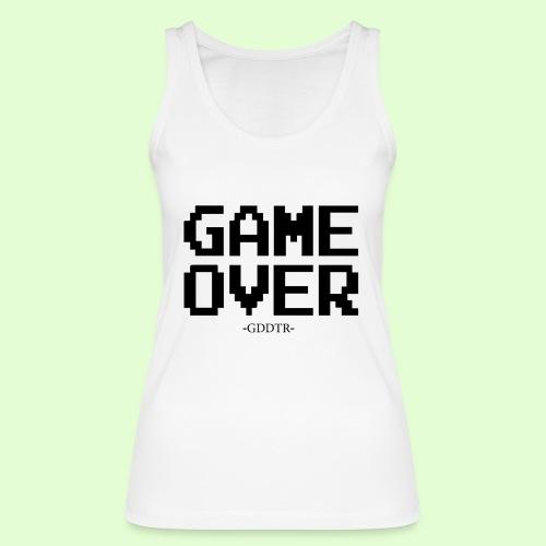 Game Over - Frauen Bio Tank Top von Stanley & Stella