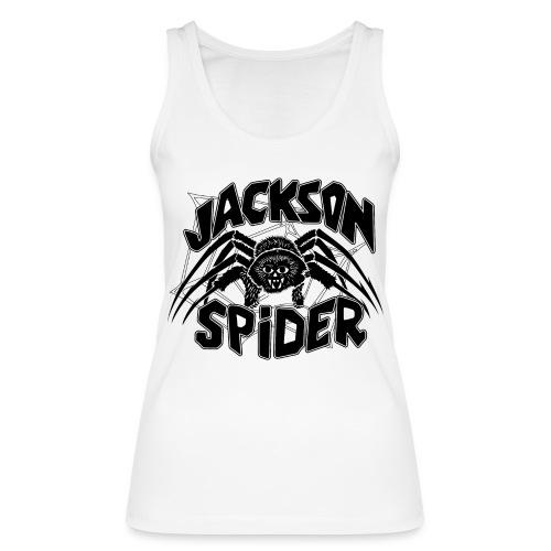 jackson spreadshirt - Frauen Bio Tank Top von Stanley & Stella