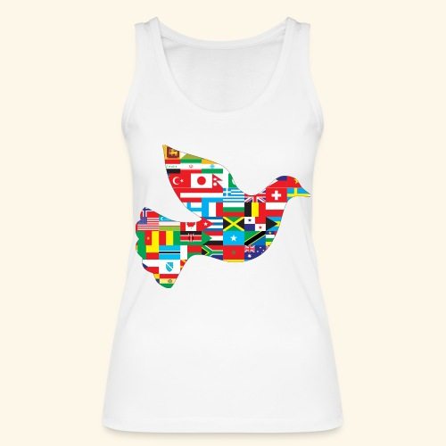 countrys t-shirt - Camiseta de tirantes ecológica mujer de Stanley & Stella