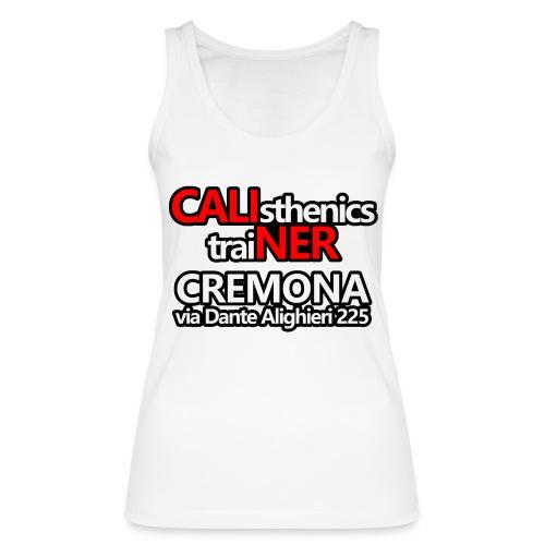 Caliner Cremona T-shirt - Top ecologico da donna di Stanley & Stella
