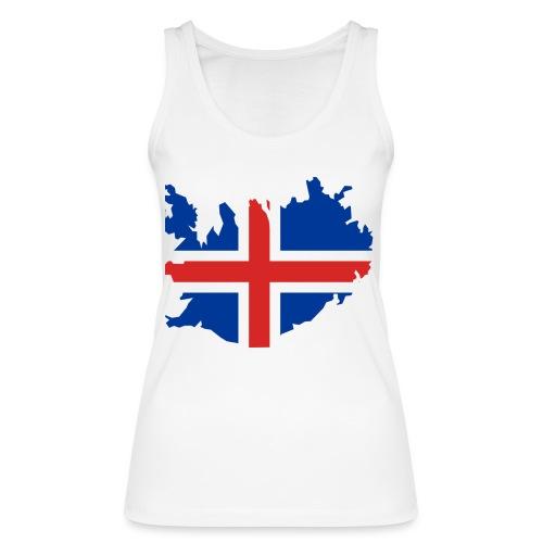 Iceland - Vrouwen bio tanktop van Stanley & Stella