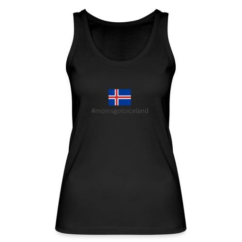 Iceland - Women's Organic Tank Top by Stanley & Stella