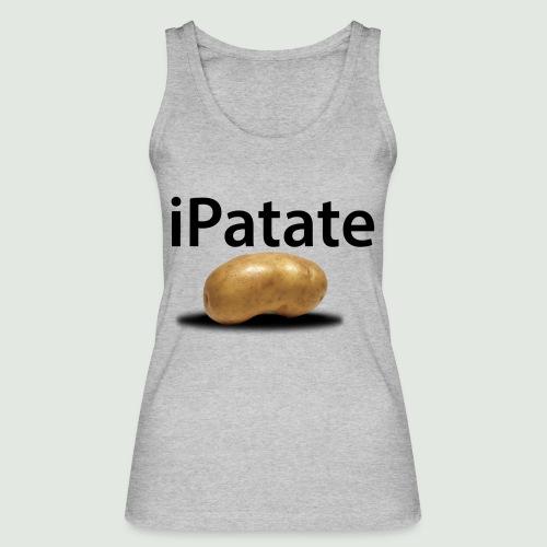 iPatate - Débardeur bio Femme