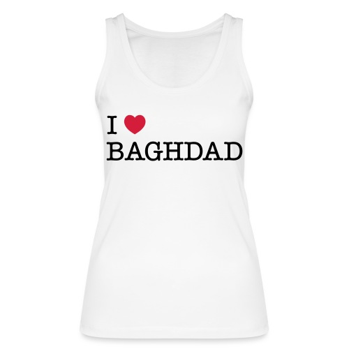 I LOVE BAGHDAD - Women's Organic Tank Top by Stanley & Stella