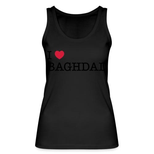 I LOVE BAGHDAD - Women's Organic Tank Top by Stanley & Stella