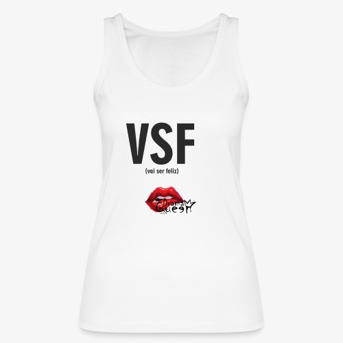 VSF - Women's Organic Tank Top by Stanley & Stella