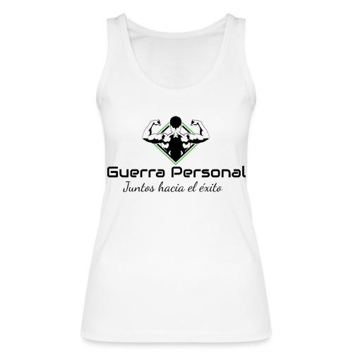 Guerra Personal - Camiseta de tirantes ecológica mujer de Stanley & Stella