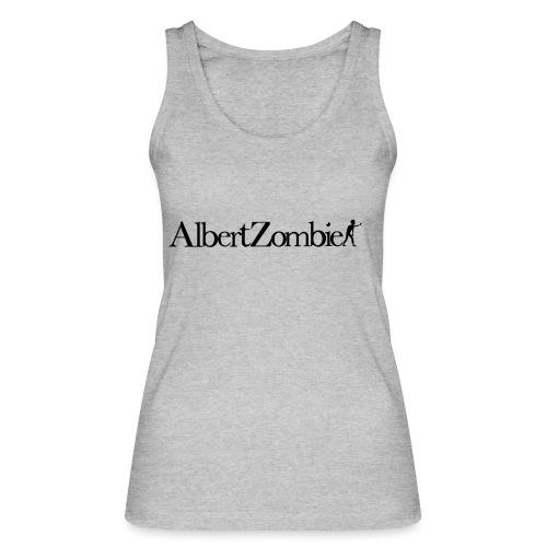 Albert Zombie - Débardeur bio Femme