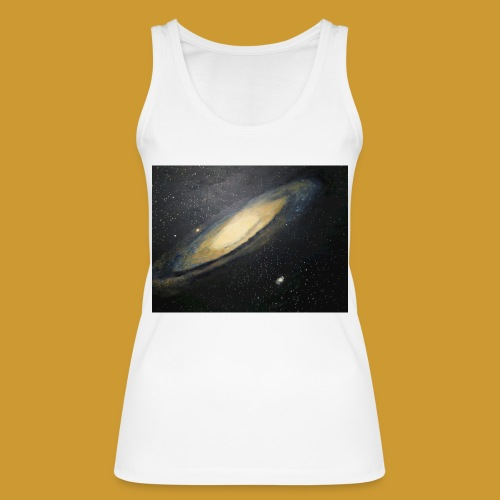Andromeda - Mark Noble Art - Women's Organic Tank Top by Stanley & Stella