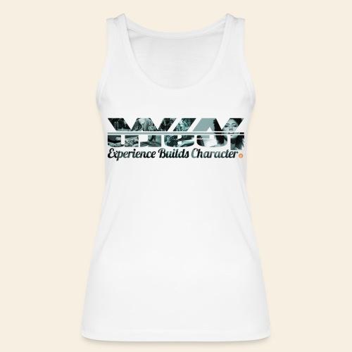 Female Hiphop Elements Logo Tee - Vrouwen bio tanktop van Stanley & Stella