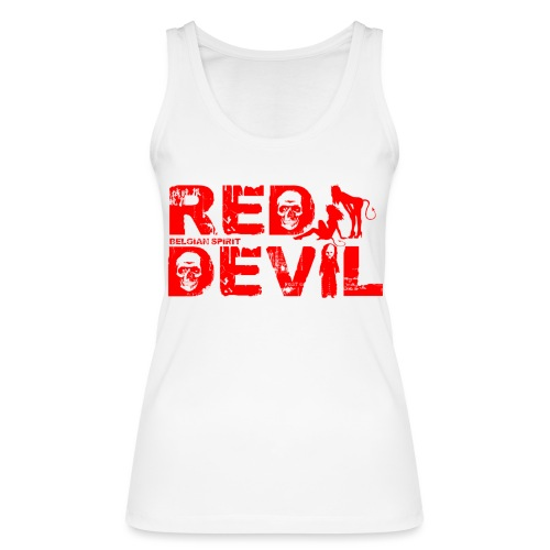 BELGIAN-RED-DEVIL - Débardeur bio Femme