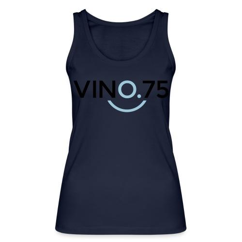 VINO75 - Top ecologico da donna di Stanley & Stella