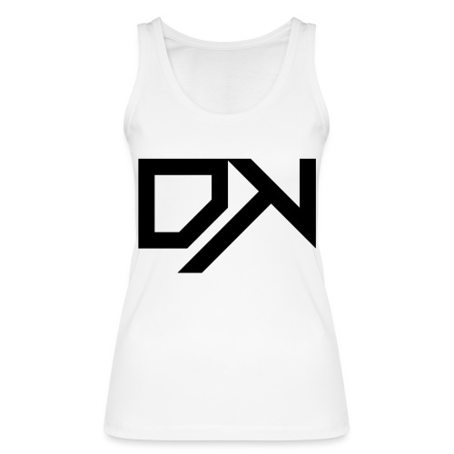DewKee Logo Samung Galaxy S4 Case Black - Women's Organic Tank Top by Stanley & Stella
