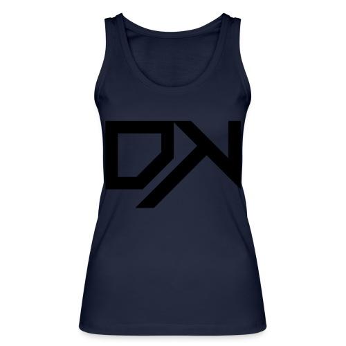 DewKee Logo Samung Galaxy S4 Case Black - Women's Organic Tank Top by Stanley & Stella