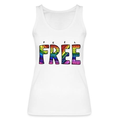 Feel Free - Frauen Bio Tank Top von Stanley & Stella