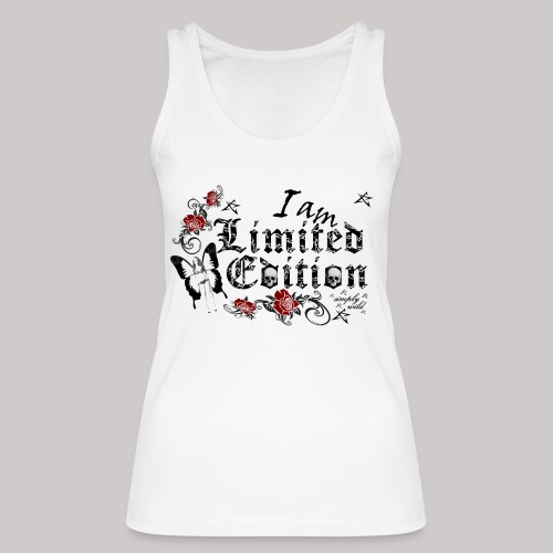 simply wild limited Edition on white - Frauen Bio Tank Top von Stanley & Stella
