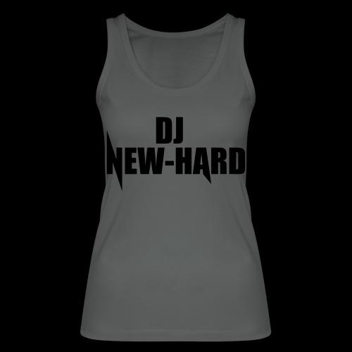 DJ NEW-HARD LOGO - Vrouwen bio tanktop van Stanley & Stella