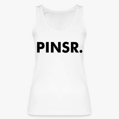PINSR. White - Vrouwen bio tanktop van Stanley & Stella