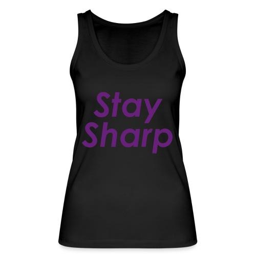 Stay Sharp - Top ecologico da donna di Stanley & Stella
