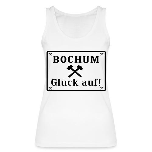 Glück auf! Bochum - Frauen Bio Tank Top von Stanley & Stella