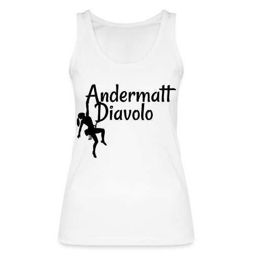 Andermatt Diavolo Uri Geschenkidee - Frauen Bio Tank Top von Stanley & Stella