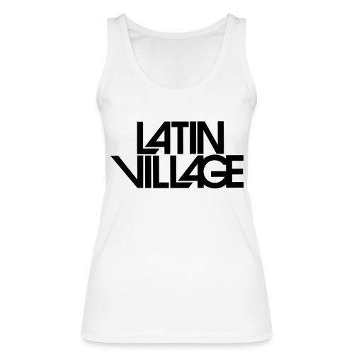Logo Latin Village 30 - Vrouwen bio tanktop van Stanley & Stella