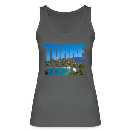 TorreTshirt - Top ecologico da donna di Stanley & Stella