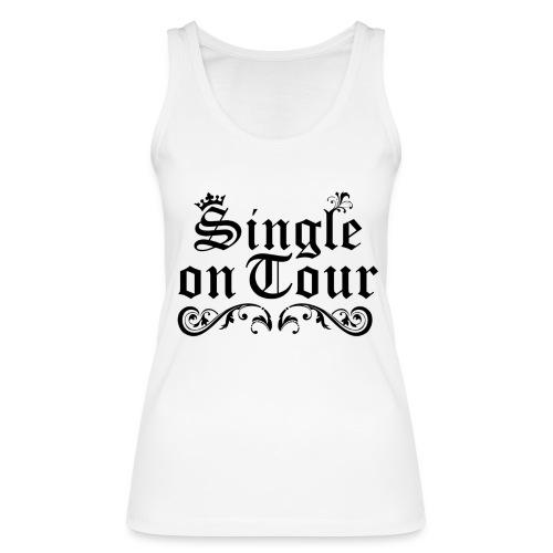 Single on Tour - Frauen Bio Tank Top von Stanley & Stella