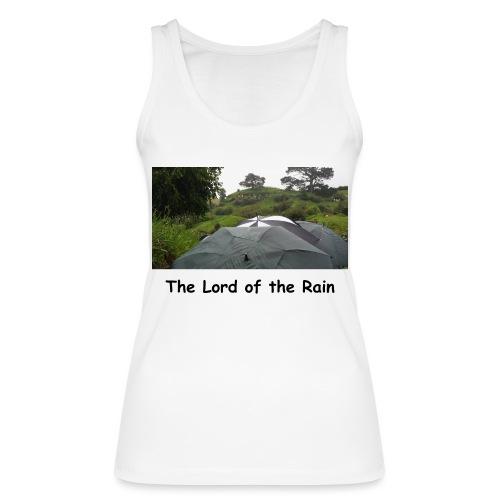 The Lord of the Rain - Neuseeland - Regenschirme - Frauen Bio Tank Top von Stanley & Stella