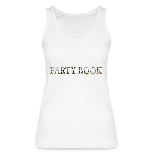 PartyBook - Frauen Bio Tank Top von Stanley & Stella