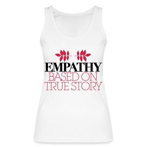 empathy story - Ekologiczny top damski Stanley & Stella